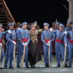 "Susan as the Grand Duchess in Offenbach's "" The Grand Duchess Of Gerolstein"" at Santa Fe Opera / Photo: Ken Howard"